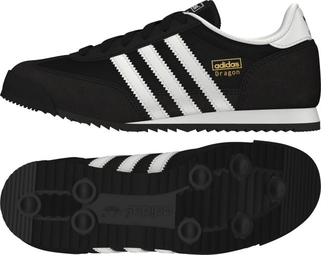 af6267 Adidas Dragon J kamasz fiú utcai cipő e497700cda