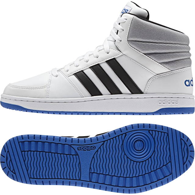 f3ed5d7295 Adidas Hoops Vs Mid férfi utcai cipő , Férfi cipő   utcai cipő   adidas_neo    Adidas Hoops Vs Mid férfi utcai cipő