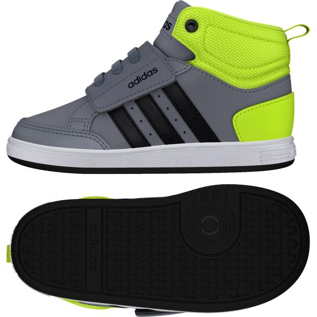 Adidas Hoops Cmf Mid Inf bébi utcai cipő  ef7285d47e