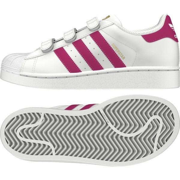 Adidas Superstar Foundation kislány utcai cipő  e0f93c7760