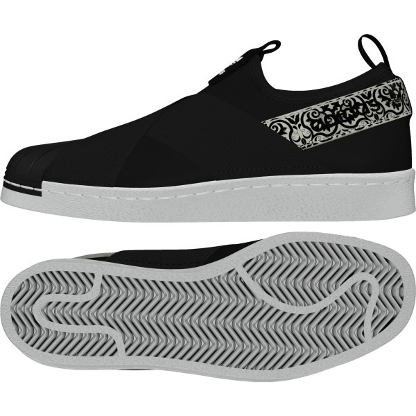 Adidas Superstar SlipOn női utcai cipő  7caf58ea4c