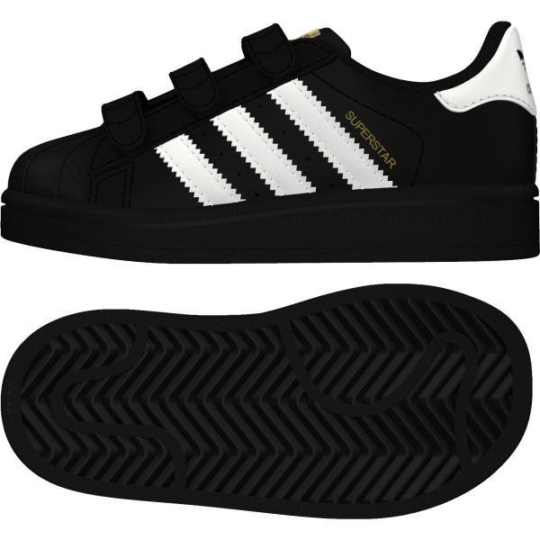 Adidas Superstar Foundation bébi utcai cipő  5f9ae3a2cb