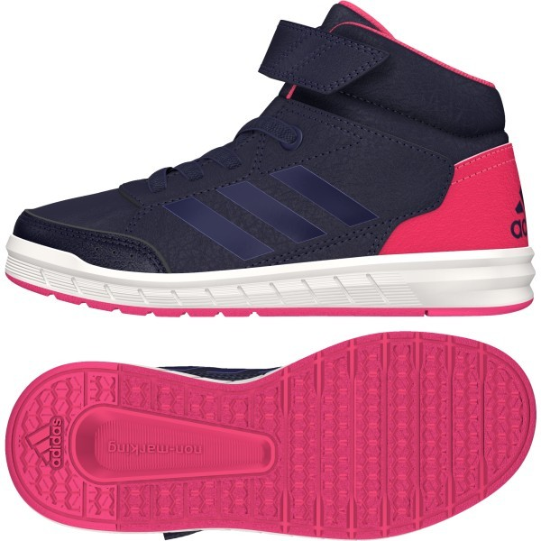 1b62301083f9 Adidas Altasport Mid kislány utcai cipő , Lány Gyerek cipő   utcai cipő    adidas_performance   Adidas Altasport Mid kislány utcai cipő