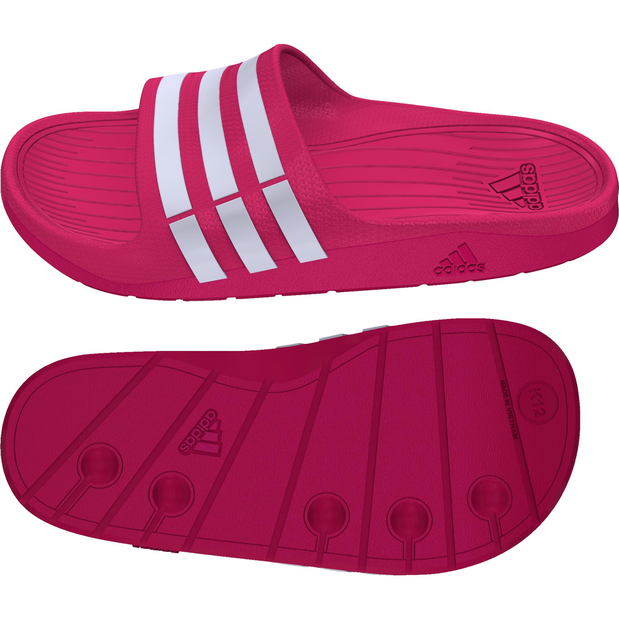 72655baace29 Adidas Duramo Slide Synthetic lány papucs , Lány Gyerek cipő | papucs |  adidas_performance | Adidas Duramo Slide Synthetic lány papucs